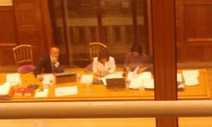 Joëlle Ceccaldi-Raynaud au Conseil Municipal de Puteaux