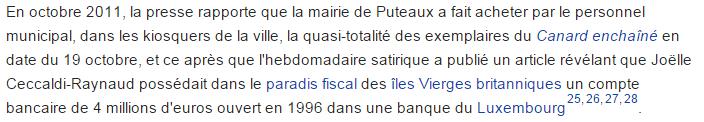 paragraphe censuré Ceccaldi Wikipedia
