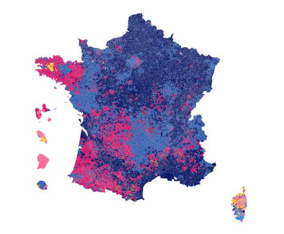 Résultats régionales 2015 - 1er tour