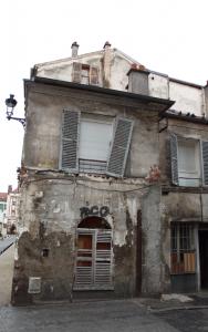 Logement insalubre rue Collin Puteaux