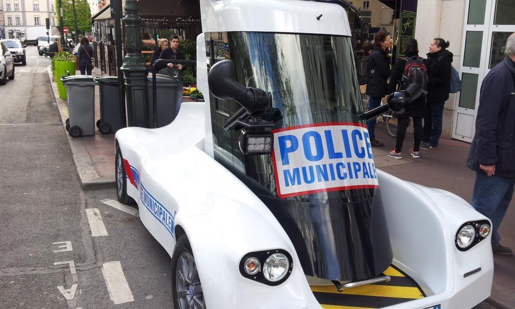 Iris Viséo Police municipale Puteaux
