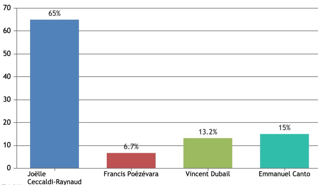Résultats municipales 2020 Puteaux